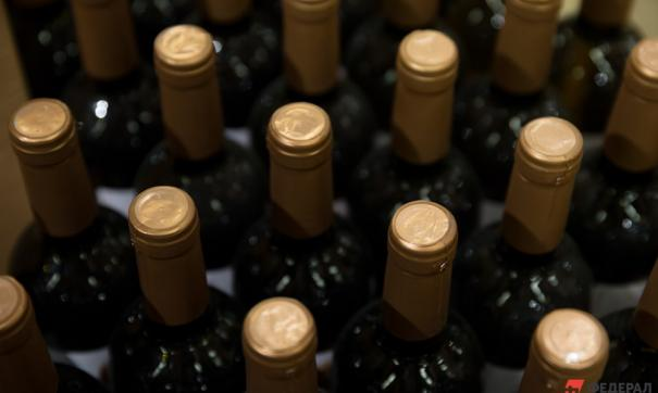 В Курганской области уничтожат партию контрафактного алкоголя