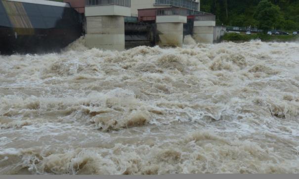 В Хабаровском крае переполняются реки