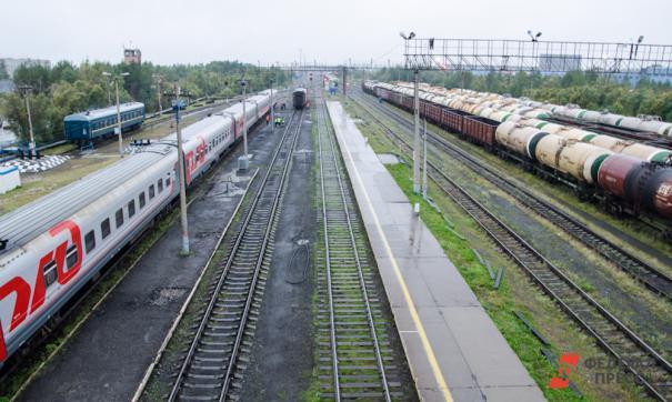 С начала 2019 года было зарегистрировано 157 несчастных случаев на железнодорожных путях.