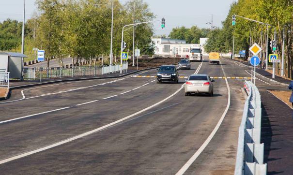 Развязка решила одну из самых острых транспортных проблем столицы Башкирии последних лет