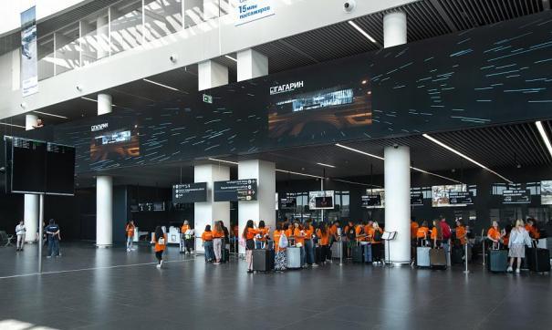 Новый аэропорт оказался очень далеко от города