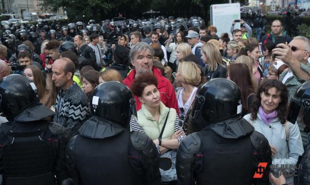 Президент фонда «Петербургская политика» прокомментировал протестную активность в Москве