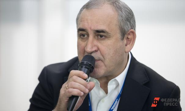 Неверов поделился впечатлениями о «Территории смыслов»