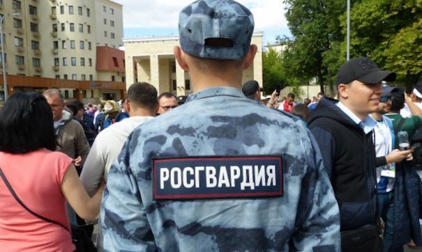 В Мурманской области несовершеннолетнюю обвиняют за укус росгвардейца