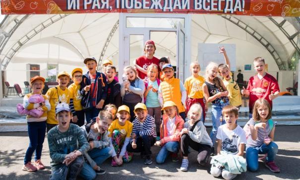 На базе Музея Победы работает детский клуб «Лето Побед»