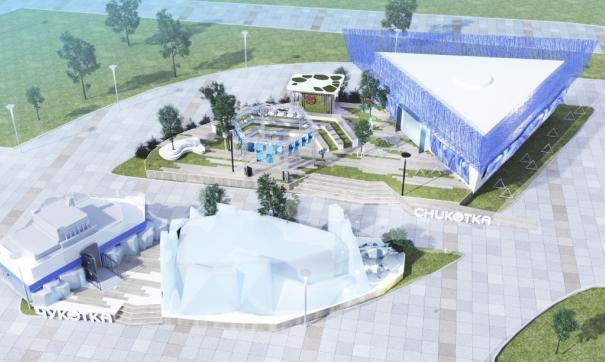 Чукотка представит свой павильон на выставке «Улица Дальнего Востока»