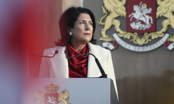 Грузия готова пойти на диалог с Россией, но на определенных условиях