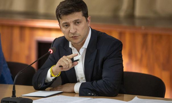 Зеленский счел голод проявлением геноцида к украинцам