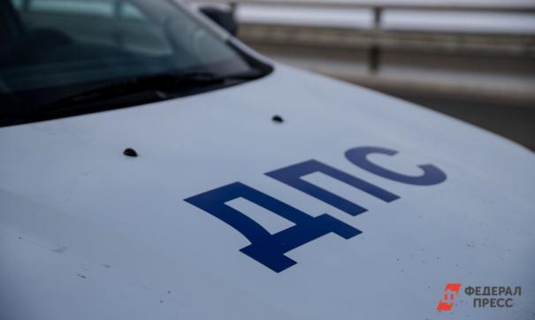 Массовая авария с участием пяти легковых автомобилей произошла под Рязанью