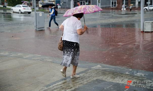 Власти Сочи готовы к эвакуации населения из-за ливней