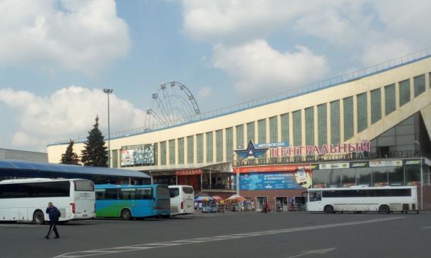 Автовокзал опять переедет?