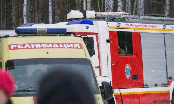 Автокатастрофа под Новороссийском.