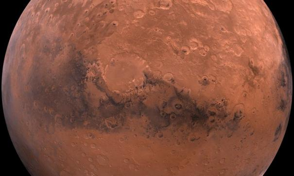 Фото Марса марсоходом NASA Opportunity .