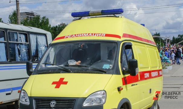 На место ДТП под Новороссийском выехало 30 машин «скорой помощи».