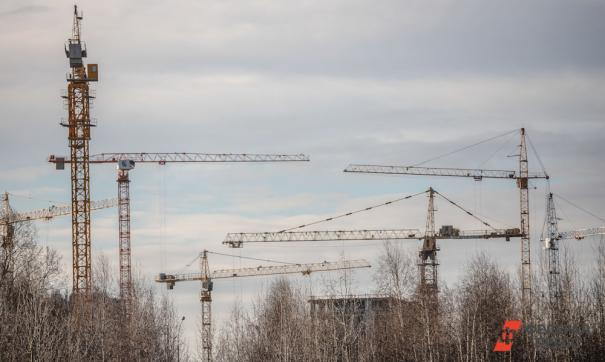На Урале оштрафовали застройщика за опасные работы