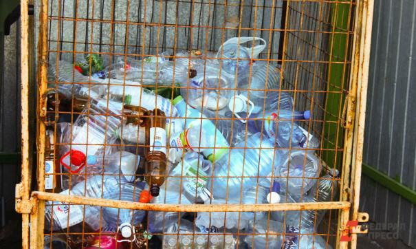 В День города жители Екатеринбурга завалили мусором улицы