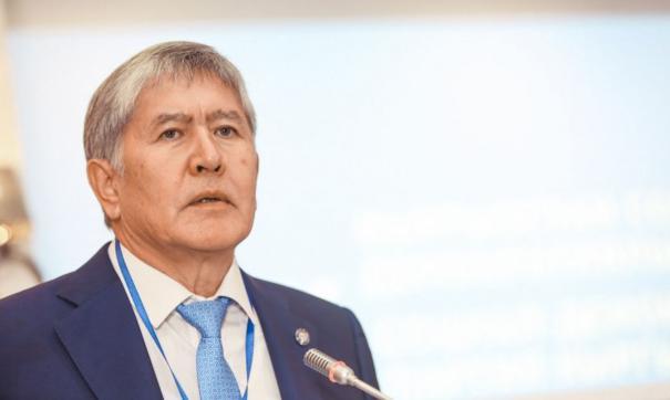 Экс-президент Киргизии Атамбаев сдался силовикам