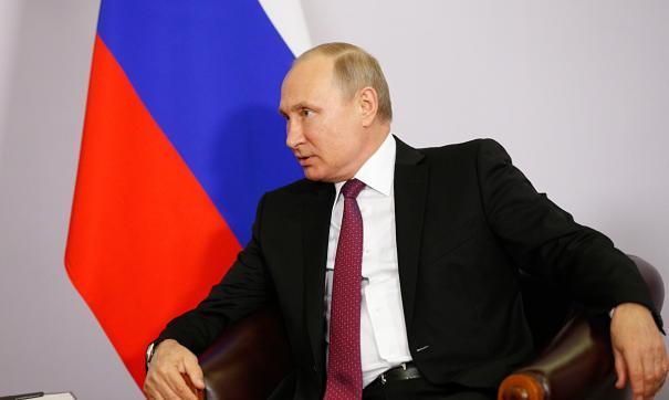 Путин присвоил звания Героев России летчикам самолета, совершившего аварийную посадку в Подмосковье