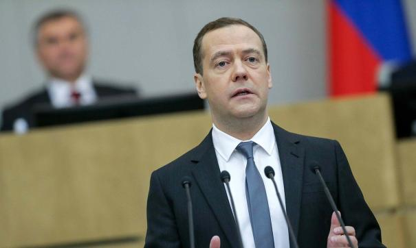 Медведев высказался о задержании Атамбаева