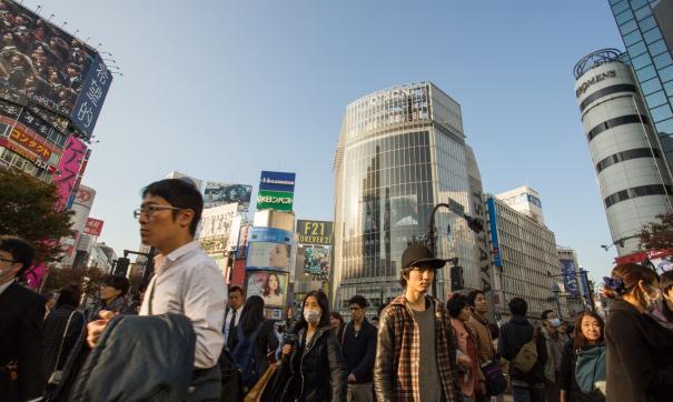 Япония сделала Курилы своей территорией на сайте Олимпиады-2020