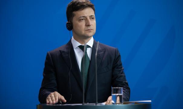 Зеленский попросил ускорить переговоры лидеров стран «нормандской четверки»