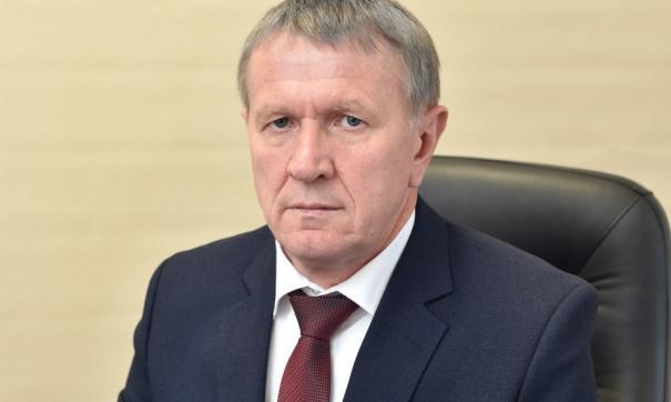 Юрий Минаев будет руководить аппаратом губернатора Хабаровского края