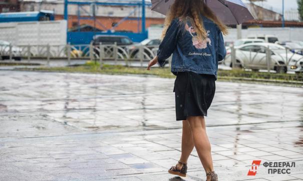 Тайфун «Кроса» пришел в Приморский край