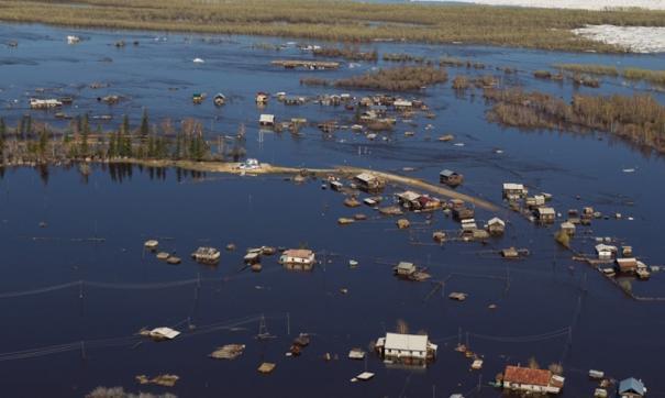 Вода покидает Амурскую область – паводок заканчивается