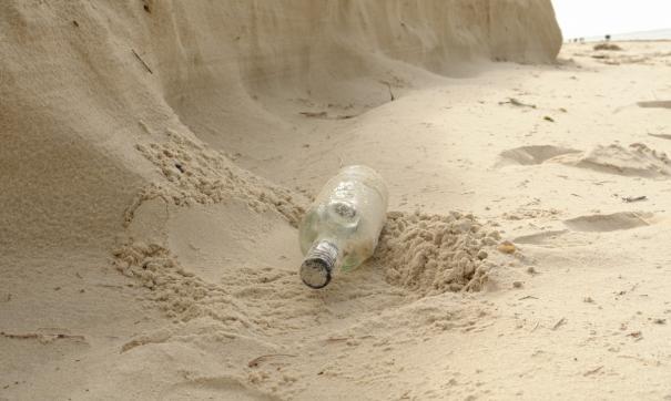 Автор письма в бутылке из Владивостока нашелся в Крыму
