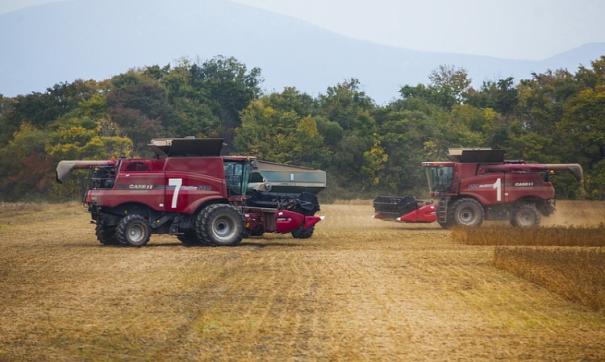 В Приморье началась кампания по сбору урожая