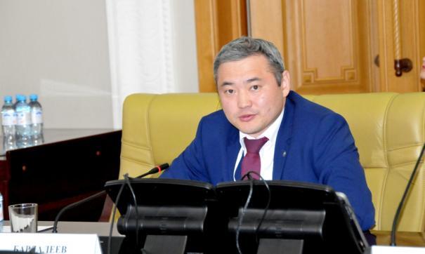 Александр Бардалеев воздержался от комментариев