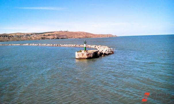 Озеро в Байдарской долине окружат забором?