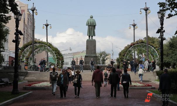 Исследование показало высокий уровень удовлетворенности москвичей текущей ситуацией
