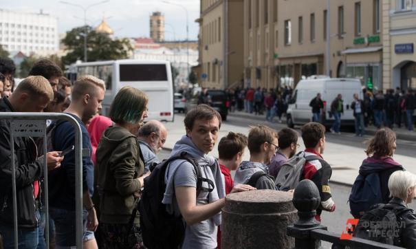 Несмотря на высокую информированность москвичей о митингах, количество безразлично настроенных по отношению к ним растет