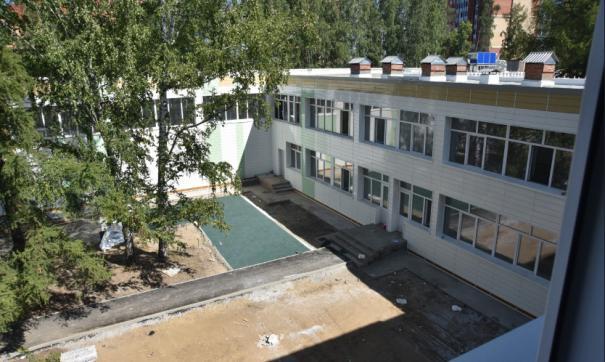 На обеспечение безопасности в образовательных организациях Новосибирской области в этом году было выделено более 43 млн рублей