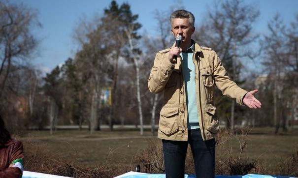 В прошлом году Сергей Костарев претендовал на пост министра экологии Омской области