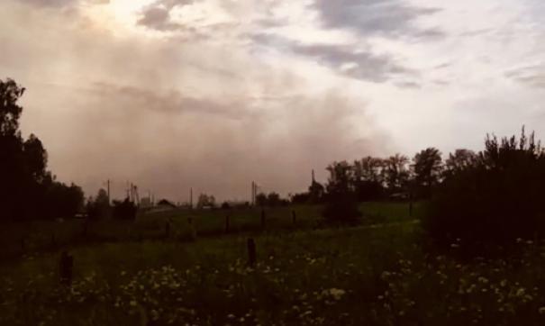 Оценка ущерба и последствий чрезвычайной ситуации в городе Ачинске, еще продолжается