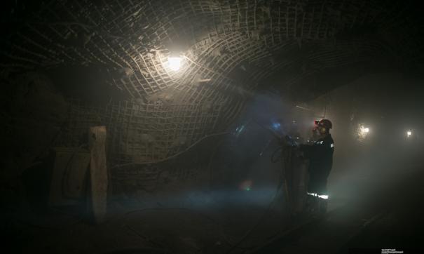 Работа на шахтах идет в штатном режиме