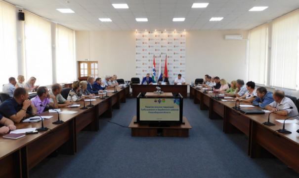 Заместитель губернатора региона сообщил, что в Новосибирской области существует перспектива развития любой сельской территории