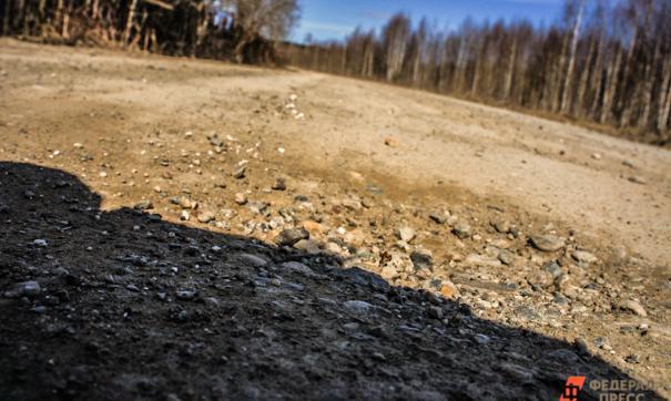 Жители Шерегеша пожаловались, что на некоторых улицах отсутствуют дороги