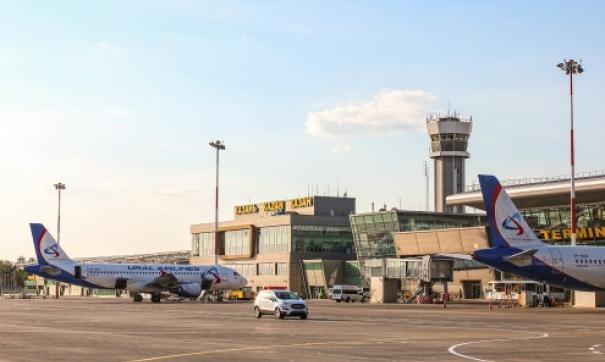 Во втором полугодии аэропорт откроет два новых направления
