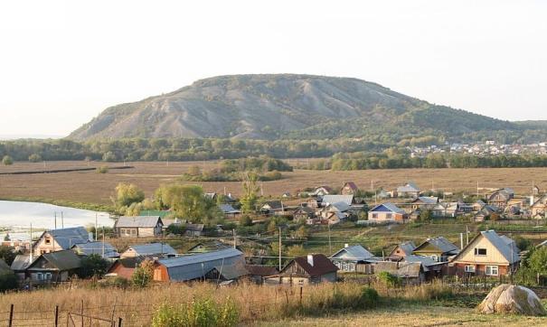 Шиханы представляют собой изолированные возвышенности в Башкирском Предуралье