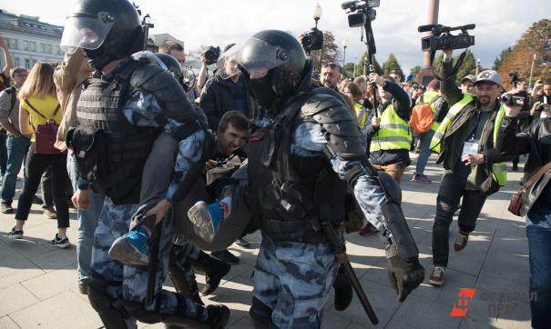 Генпрокуратура пересмотрит организацию надзора в Москве из-за предвыборных протестов
