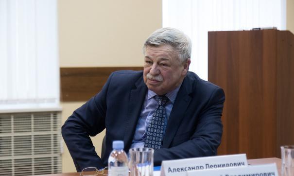 Модератором экспертной сессии выступит Александр Линденбратен