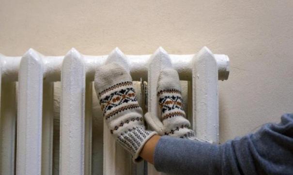 В Ноябьске без тепла стаются около двадцати многоквартирных домов