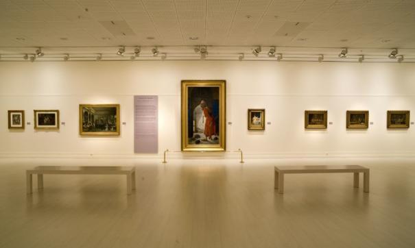 Экспозицию представят на площадке галереи имени Догадина