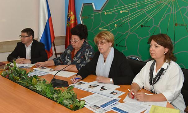 В Брянске прошло заседание рабочей группы по подготовке к СМЭФ-2019