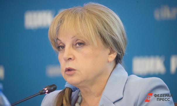 Памфилова назвала ситуацию с фейковыми нарушениями «непостижимой» и «удивительной»