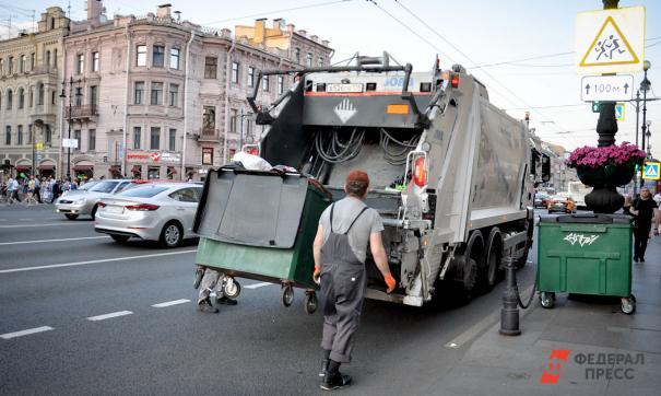 В Подмосковье будут использоваться японские технологии по работе с мусором