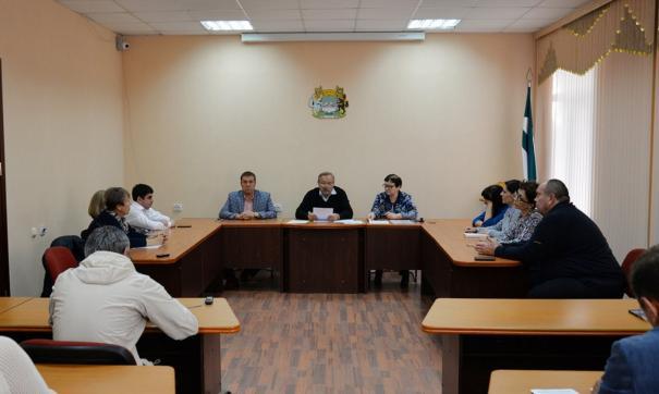 На заседании был утвержден протокол о результатах выборов
